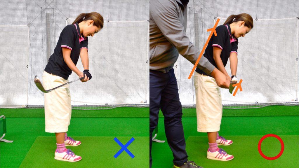 ゴルフスイングの基本-09