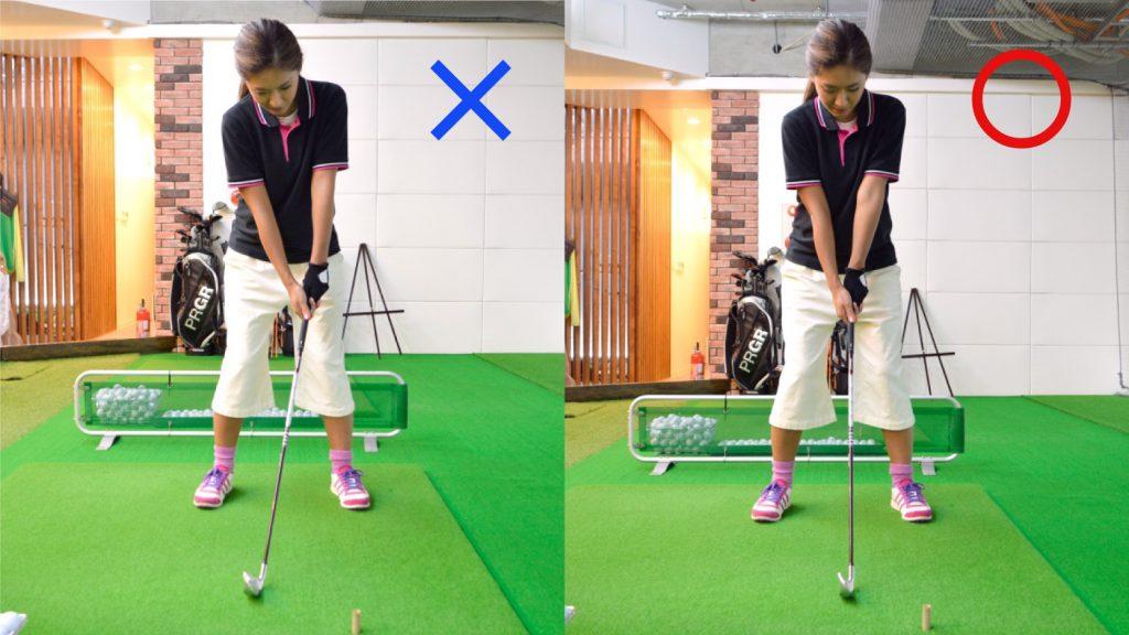 ゴルフスイングの基本-08