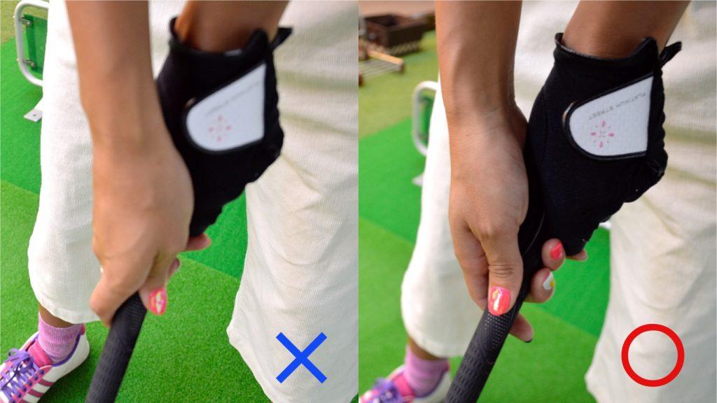 ゴルフスイングの基本